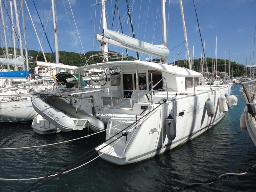Lagoon Lagoon 400 version propriétaire : In marina